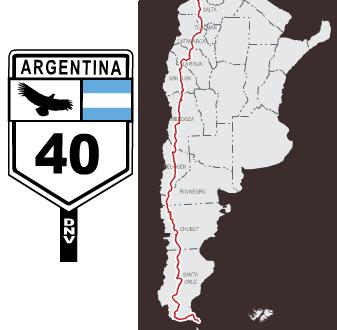 No al cambio de nombre de la Ruta 40