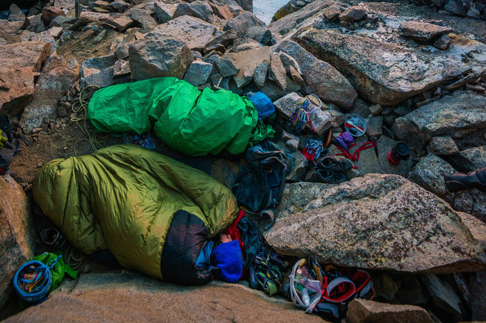 sleeping-bags-sierra-nevada