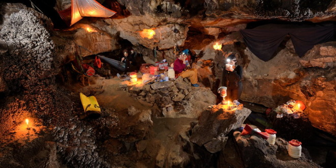 China Caves 2012 – Hong Meigui Expedition to explore giant caves in Wulong County