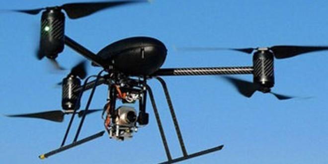 Drones , los ojos del momento.