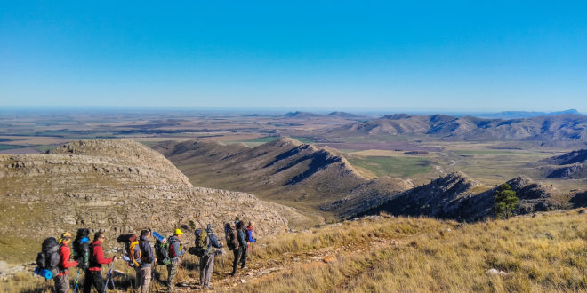 Trekking & Ascenso al Cerro 3 Picos